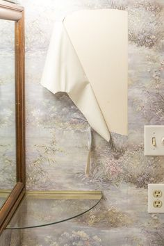 How To Remove Even The Most Difficult Wallpaper