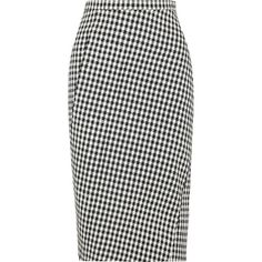 Vero Moda Floral Lace Pencil Skirt ($59) ❤ liked on Polyvore ...