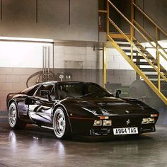 Cars and motor - Ferrari 288 Gto, Sexy Cars, Hot Cars, Retro Cars, Vintage Cars, Cadillac, Bmw Autos, Koenigsegg, Amazing Cars