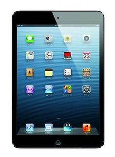 "Apple iPad Mini 16GB WIFI 7.9"" - Black (MD528LL/A)"