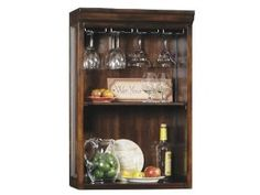 Howard Miller Belmont Hutch by Wine Furniture, Home Bar Furniture, Business Furniture, Wine Bar Cabinet, Wine Cabinets, Bar Hutch, Home Wine Bar, Living Room And Dining Room Decor, Building A Home Bar