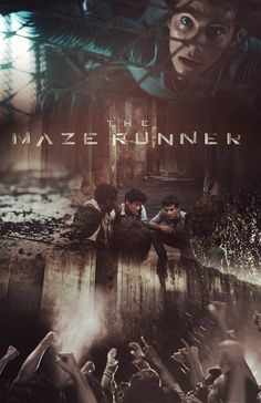 The Maze Runner Poster (fan made)
