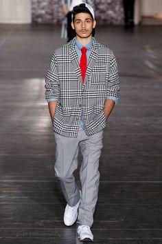 Ami Spring 2015 Menswear Collection - Vogue