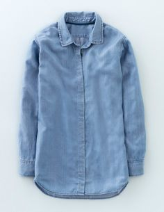 The Girl Fit Shirt WA707 Tops at Boden