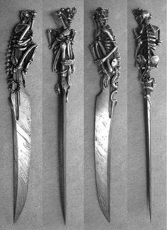 Sacrificial Knife?