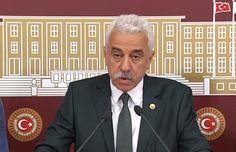 Adana Milletvekili İbrahim Özdiş, Adil Kullanım Kotası'na İlişkin Basın Toplantısı Gerçekleştirdi