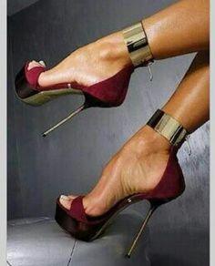 Sharp heels