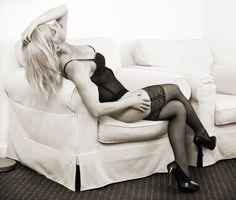 Italian model: Sara Schwarz