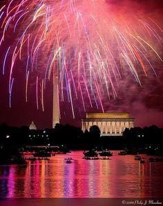 Fourth of July. Washington D.C