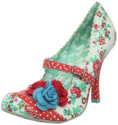 If I'd worn heels I'd get these ones