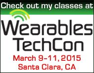 """Scott Amyx is speaking at the Wearables TechCon in March. Use """"Amyx"""" for a $200 discount. http://www.wearablestechcon.com/ #WTC2015"""