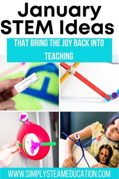 Looking for ways to bring the joy back into teaching? The winter months are long and cold but these STEM ideas and challenges for January are just what you need. Your elementary students will love these activities that connect to the winter games, Martin Luther King Jr., New Years, and Chinese New Years! They are so fun they will truly reenergize your elementary class!