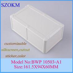 $12.00 (Buy here: https://alitems.com/g/1e8d114494ebda23ff8b16525dc3e8/?i=5&ulp=https%3A%2F%2Fwww.aliexpress.com%2Fitem%2F1-piece-plastic-box-enclosure-electronic-mounting-box-plastic-electronic-project-box-enclosure-case-161x94x60mm%2F32286659650.html ) 1 piece plastic box enclosure electronic mounting box plastic electronic project box enclosure case 161x94x60mm for just $12.00