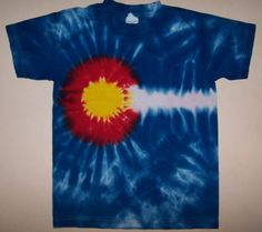 My uncle does amazing tie dyes. Check it out at...   https://www.facebook.com/WebersTieDye