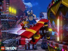 Blue's definitely in style right now. #LEGODimensions #SonictheHedgehog #BreakTheRules #MashupMadness