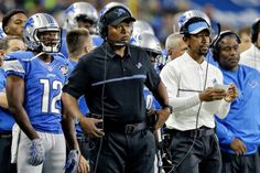 Ask Kyle: Thoughts on Jim Caldwell, Matthew Stafford, the Josh Brown saga  Q: Hi Kyle, what's the best fan fight you've ever seen at a Lions game? -- @WorldofIsaac. A: I live in Eastern Market these days, and earlier this season, saw a kerfuffle between dudes wearing Ndamukong Suh and Charles Rogers jerseys at a tailgate. http://www.mlive.com/lions/index.ssf/2016/10/ask_kyle_detroit_lions_23.html