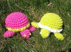 Ravelry: Itty Bitty Turtle pattern by Rachel Rigdon