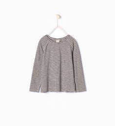ZARA - SALE - Striped T-shirt