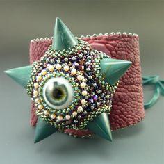Одна из самых известных мастеров в искусстве плетения и вышивки бисером - Laura McCabe! - Ярмарка Мастеров - ручная работа, handmade