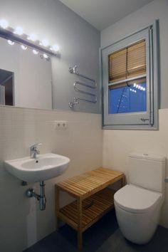 One-bedroom apartment in Sant Gervasi-Galvany, Barcelona.
