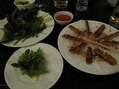 Herkkuja ja erikoisuuksia - vietnamilaista lähiruokaa - Vietnamilaisia rullia