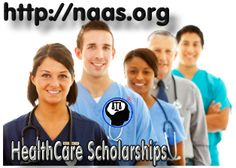 Healthcare Scholarships: High Demand for Healthcare Specialists. Choosing the right healthcare field, and getting a healthcare scholarship can lead  to a six-figure income.  http://www.naas.org/scholarship/financial-aid/healthcare-scholarships/