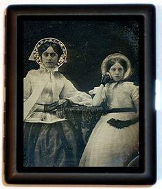 Antique Victorian Era Daguerreotype