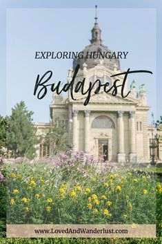 Exploring Budapest: Baths, Castles and Danube River - Loved and Wanderlust European Tour, European Travel, Travel Europe, Beach Trip, Vacation Trips, Vacation Destinations, Vacations, Places To Travel, Places To See