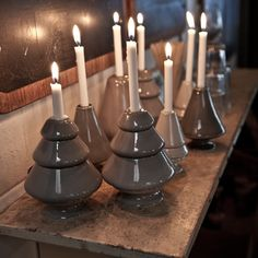 Avvento Kerzenständer
