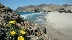 Las 7 Maravillas Naturales de España. parque Natural del cabo de gata. Almería. Andalucía.