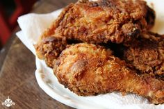 Almost Famous Fried Chicken Cooking Fried Chicken, Homemade Fried Chicken, Fried Chicken Recipes, How To Cook Chicken, Chicken Meals, Chicken Feed, Cooking Bacon, Bbq Chicken, All You Need Is