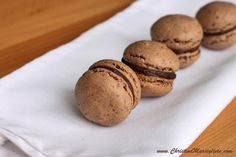 Are you sick of macarons yet?   They're everywhere. All over foodie websites and all over foodie blogs. I bet you've seen a lot of pictures...