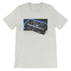 "Short-Sleeve ""80'S RETRO CASSETTE""Unisex T-Shirt BY CHILDISH"