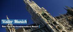 Visiter Munich, Notre Top 12 des incontournables - Crédit Photo : Trip85
