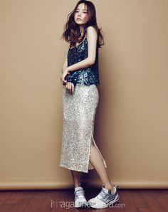 Min Hyo Rin for Harper's BAZAAR Sept`15