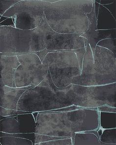 Fort Street Studio's Segment #carpet shown in Grey.