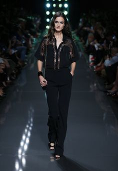 FashionTV Mobile | Gallery | Elie Saab Spring/Summer 2015 Collection