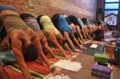 awesome Renegade Yoga Teacher Tells Class to Take It to the Wall Check more at http://epeak.in/2016/12/11/renegade-yoga-teacher-tells-class-to-take-it-to-the-wall/