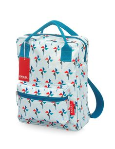 ENGEL Backpack - windmill Eco friendly kids accessories for school Eco Friendly Backpacks, Kids Lunch Bags, Kids Backpacks, School Bags, Diaper Bag, Elephant, Packing, Shopping, Accessories