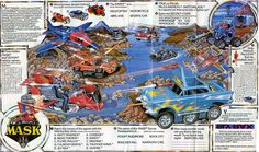 series 2 toy poster featuring games, puzzles, and quizzes. Retro Toys, Vintage Toys, Vintage Stuff, Gi Joe, Kenner Toys, Nostalgia, Old School Toys, Modern Toys, 80s Kids