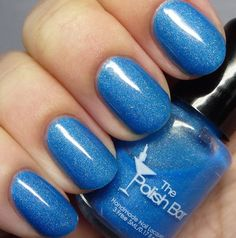 The Polished Hippy: The Polish Bar Late Summer 2015 Collection, neon holos