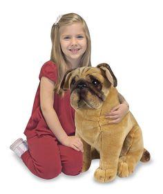 Melissa & Doug - Pug - Plush