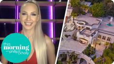 Selling Sunsets' Christine Quinn Exclusive Tour Of The Most Luxurious Me... Interior Design Videos, Mega Mansions, Made In Chelsea, Sunsets, Tours, Luxury, Sunset