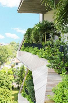 The Oliv | Balmoral Road, Singapore | ICN Design #landscapearchitecture