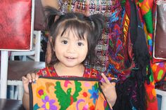 Words cannot describe how adorable this little girl is. #Guatemala