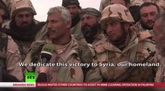 Syria's victory in Palmyra changes the narrative: The Syrian Army can take on ISIS just fine without foreign ground troops