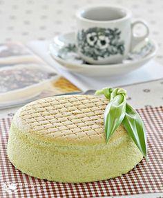 Coconut Cotton Cake 椰香棉花蛋糕