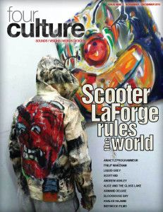 issue 9 http://issuu.com/fourculture/docs/fourculture_issue_9