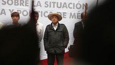 Propone López Obrador a la CNTE alianza electoral con Morena