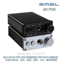 >> Click to Buy << SMSL SD-793II 24bit 96khz pure Coaxial SPDIF DAC DIR9001 PCM1793 OPA2134 HIFI EXQUIS digital converter with Headphone Amplifier #Affiliate
